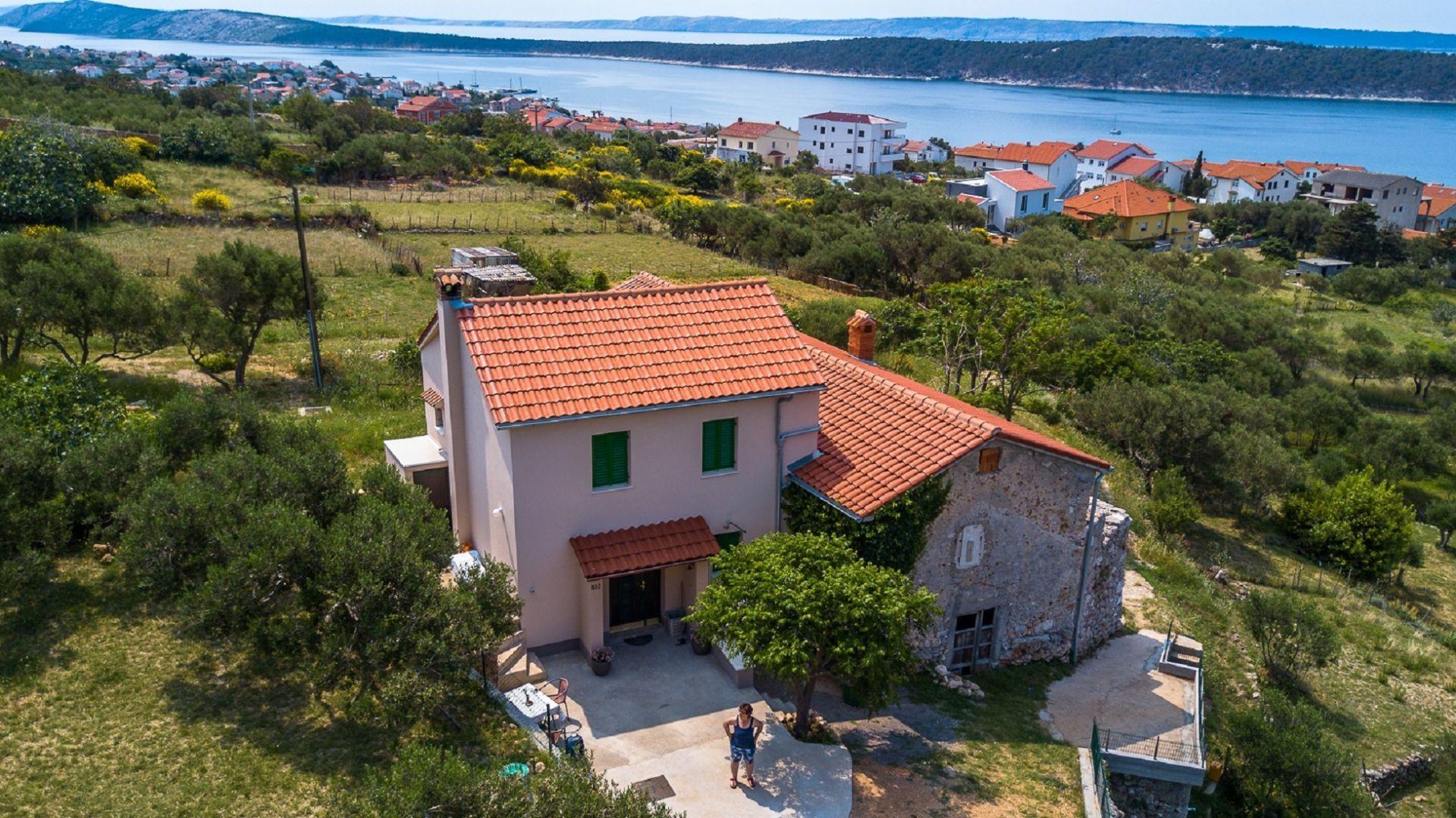 Holiday Homes, Banjole, Pula & south Istria - Holiday houses, villas  Anđeli - nice and comfortable house :