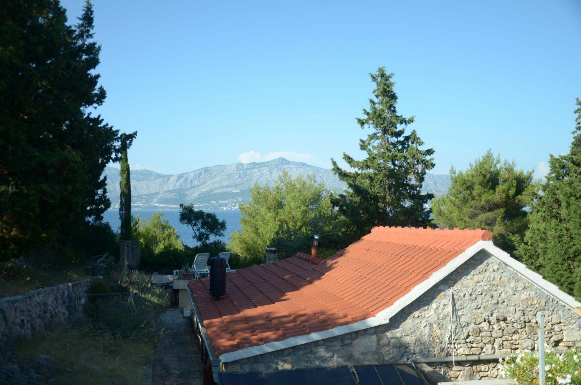 3188 - Bucht Vela Lozna (Postira) - Ferienhäuser, Villen Kroatien
