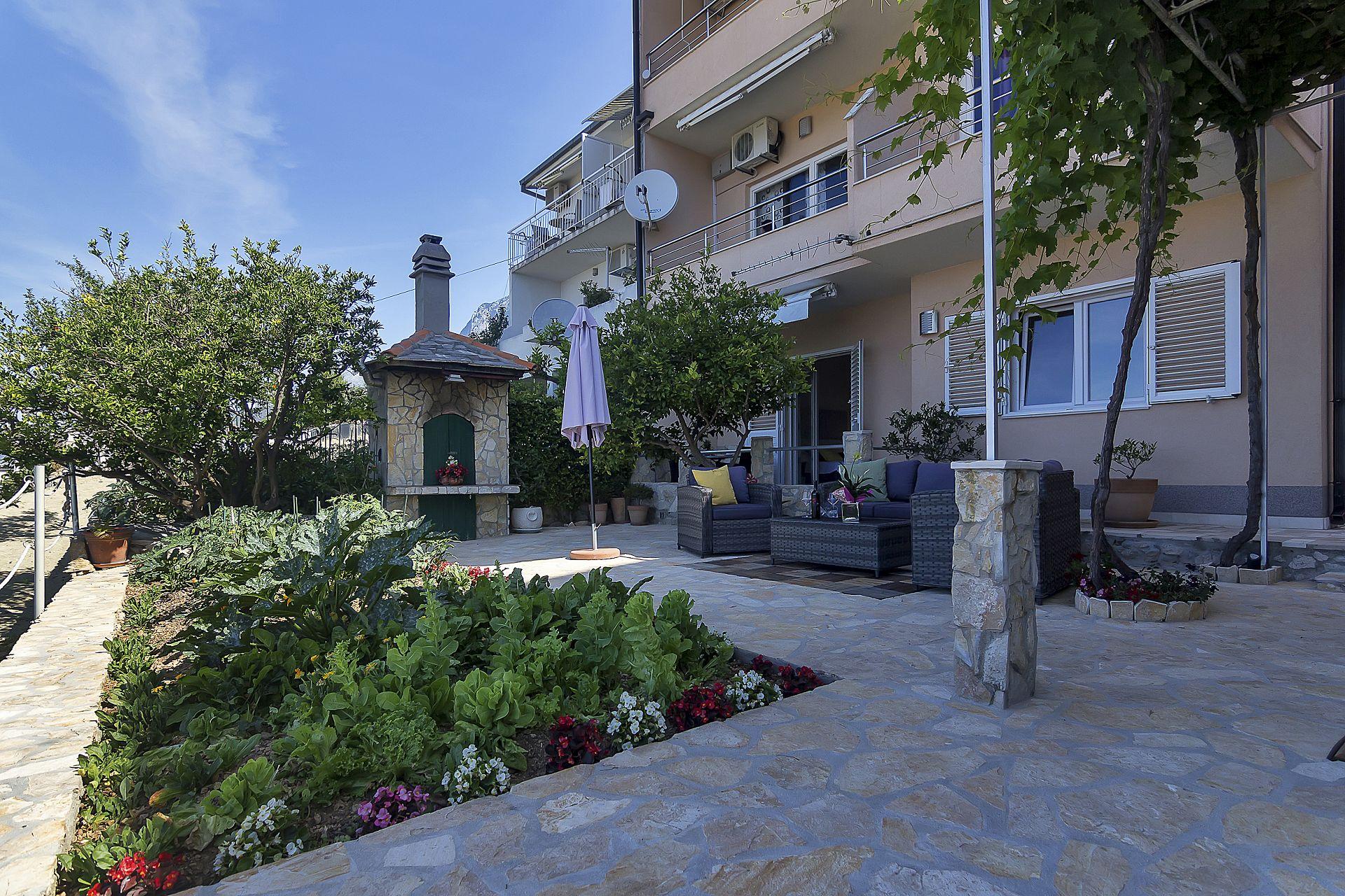 5494  - Makarska - Appartementen Kroatië