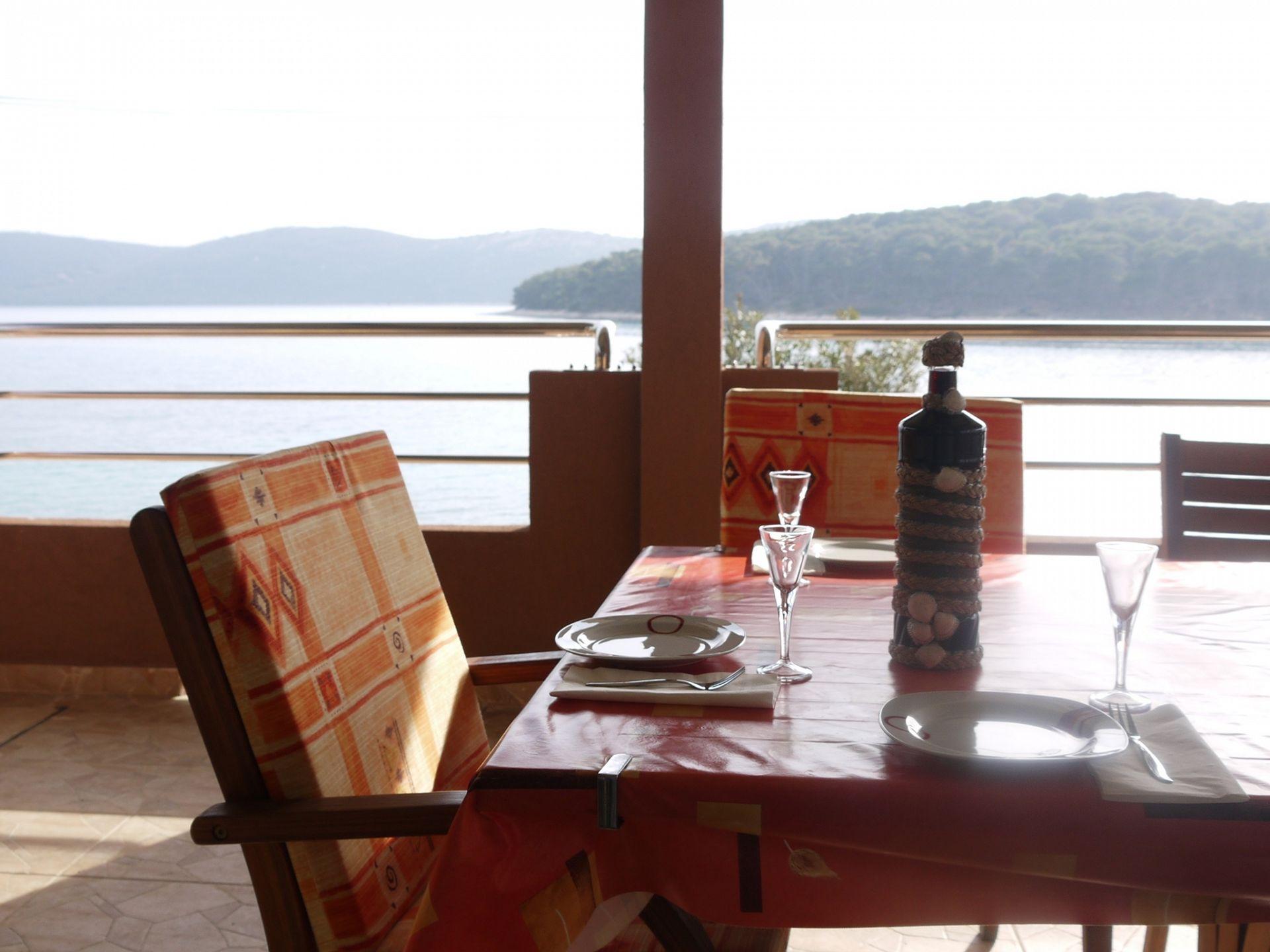 Ado - Molat (Eiland Molat) - Vakantiehuizen, villa´s Kroatië