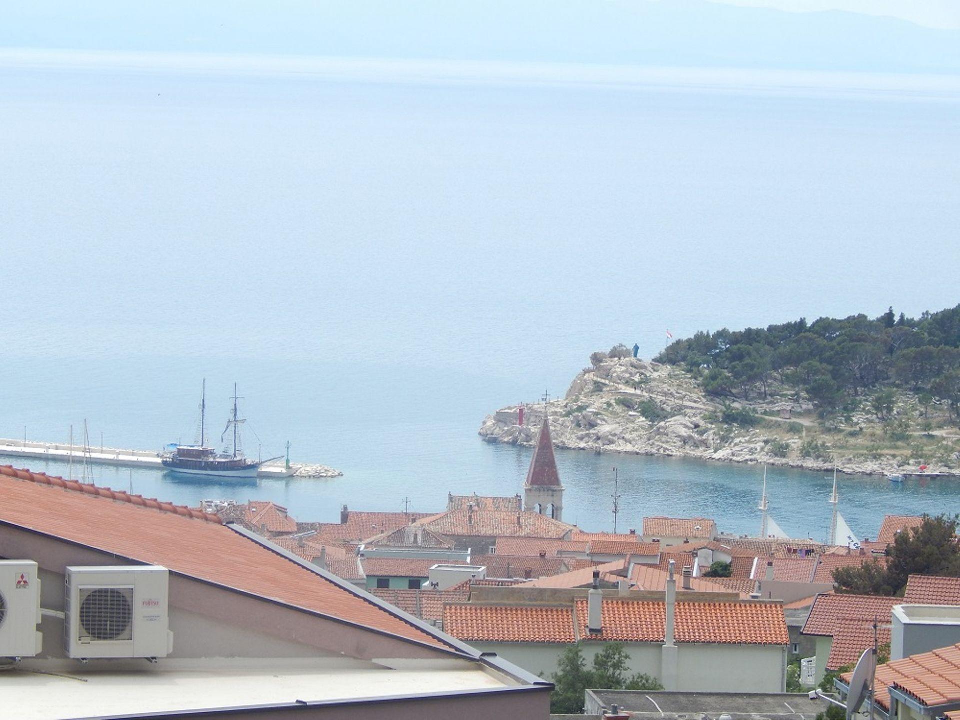 Alica - Makarska - Appartementen Kroatië