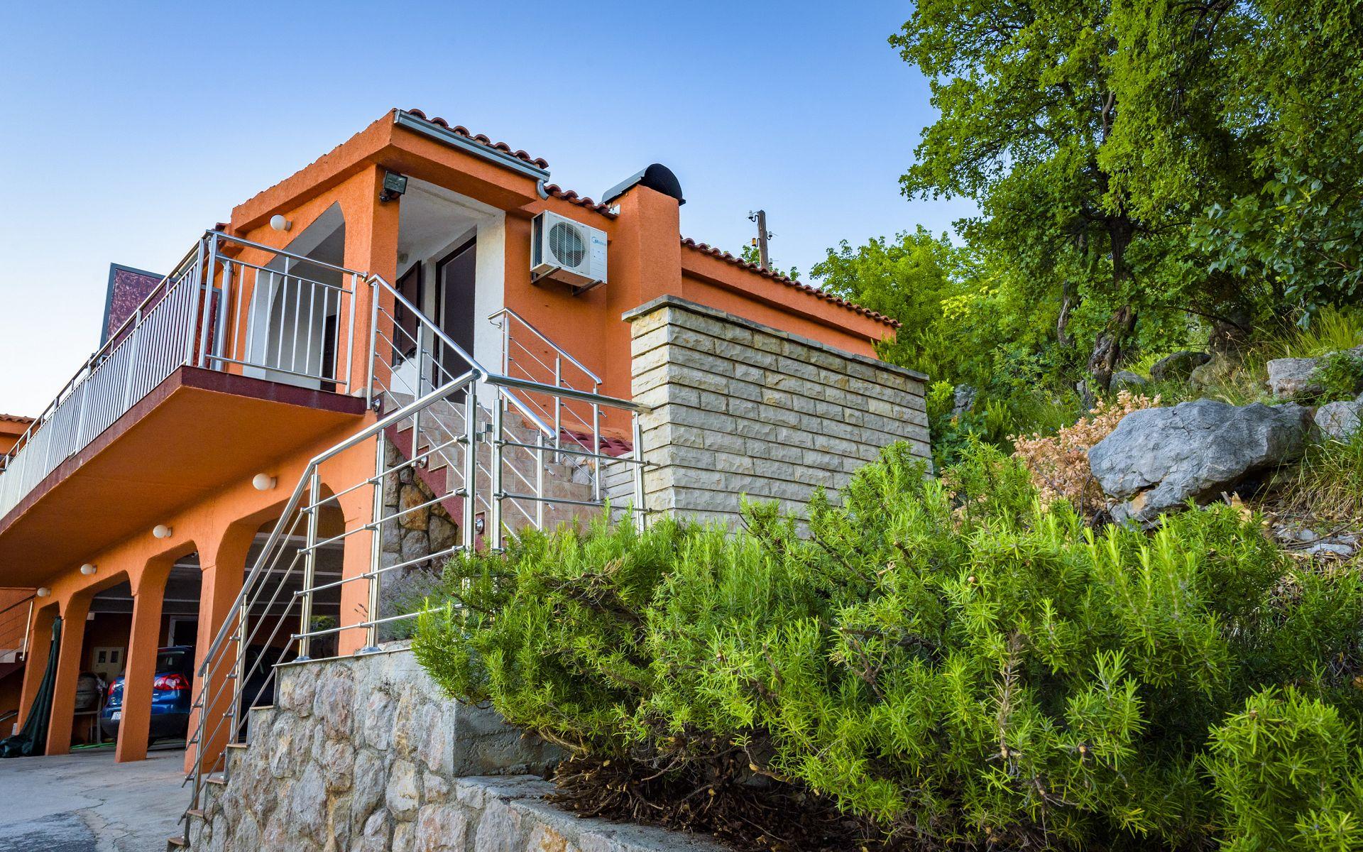 Jase - Lukovo Sugarje - Ferienwohnungen Kroatien
