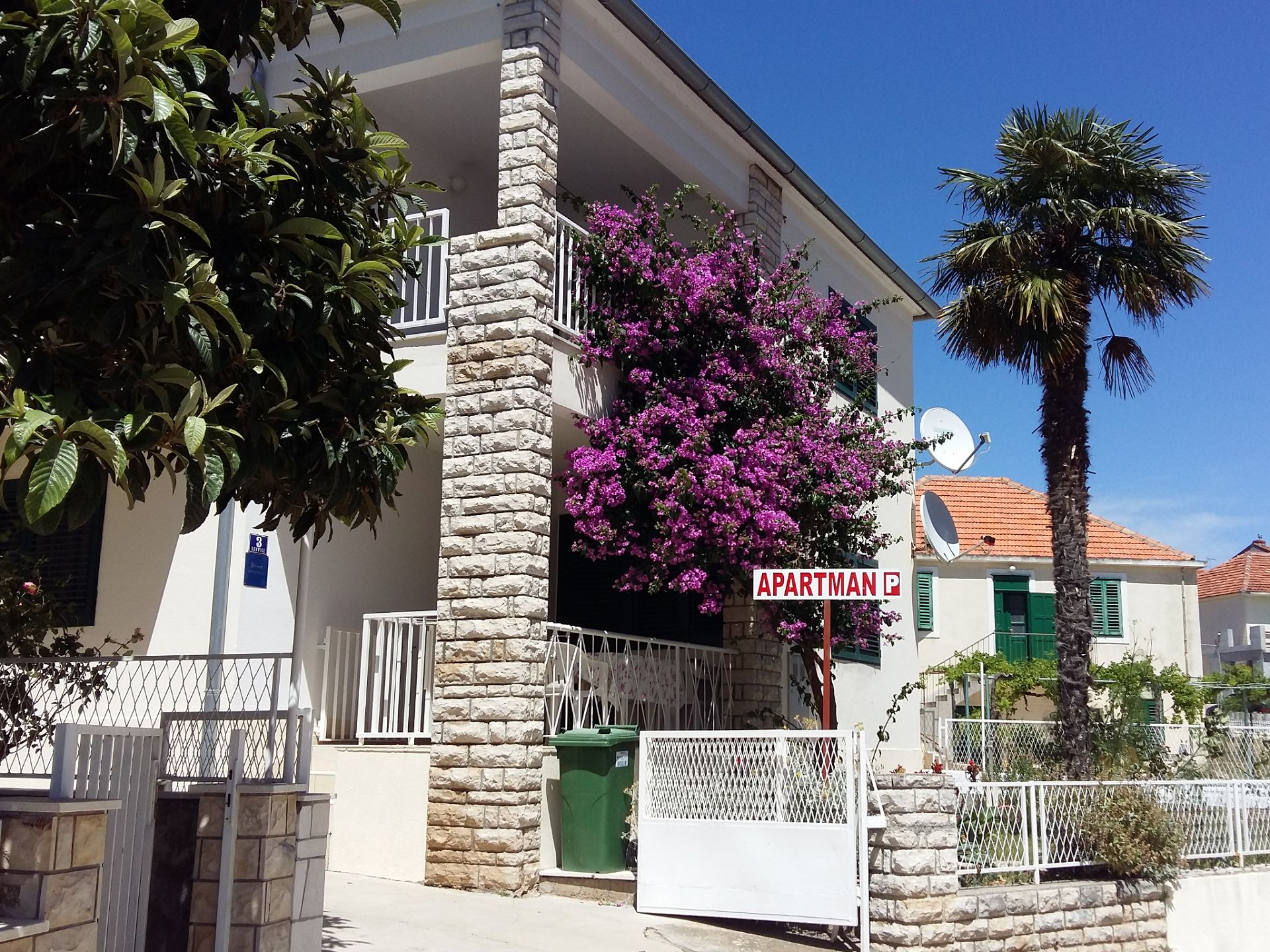Mateo - Primosten - Apartments Croatia