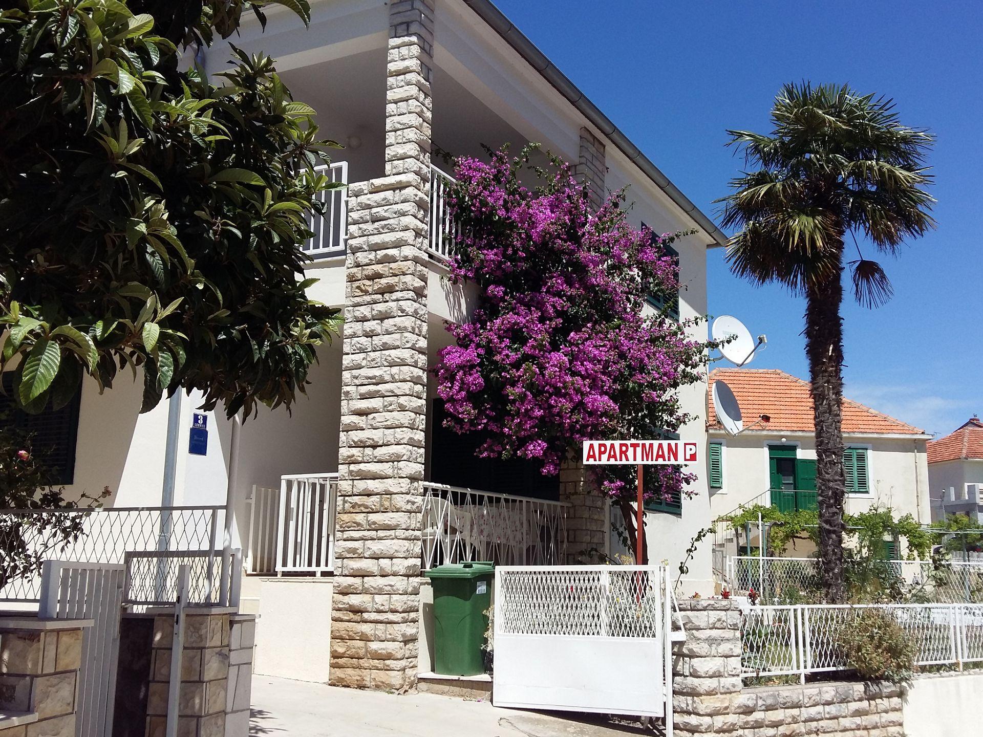 Mateo - Primosten - Ferienwohnungen Kroatien