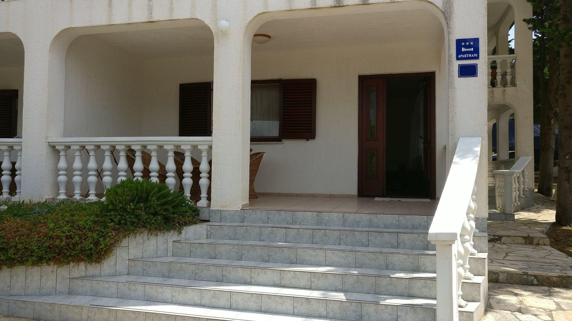 SA2(2+1): balcony