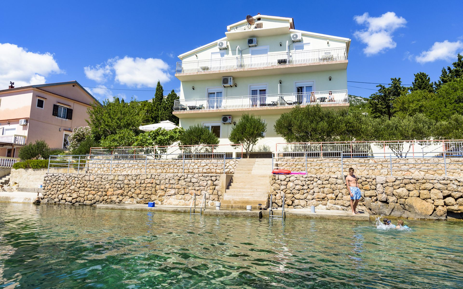 Toma - Lukovo Sugarje - Apartamenty Chorwacja