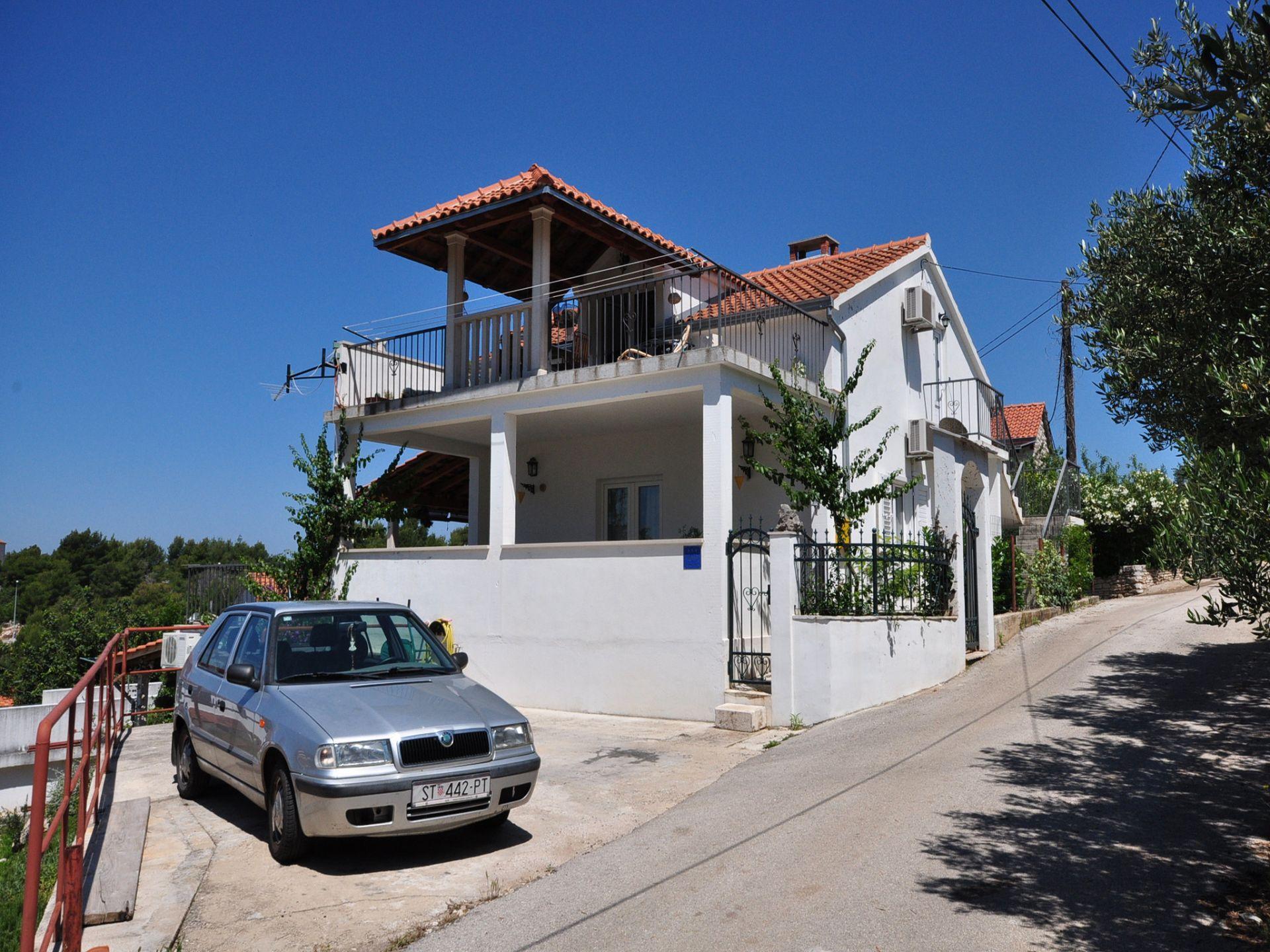 Slave - Milna (Brac) - Ferienwohnungen Kroatien