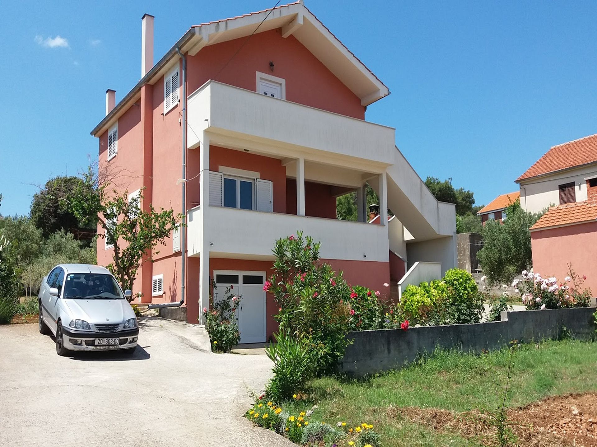 Mare - Dobropoljana - Apartmány Chorvátsko