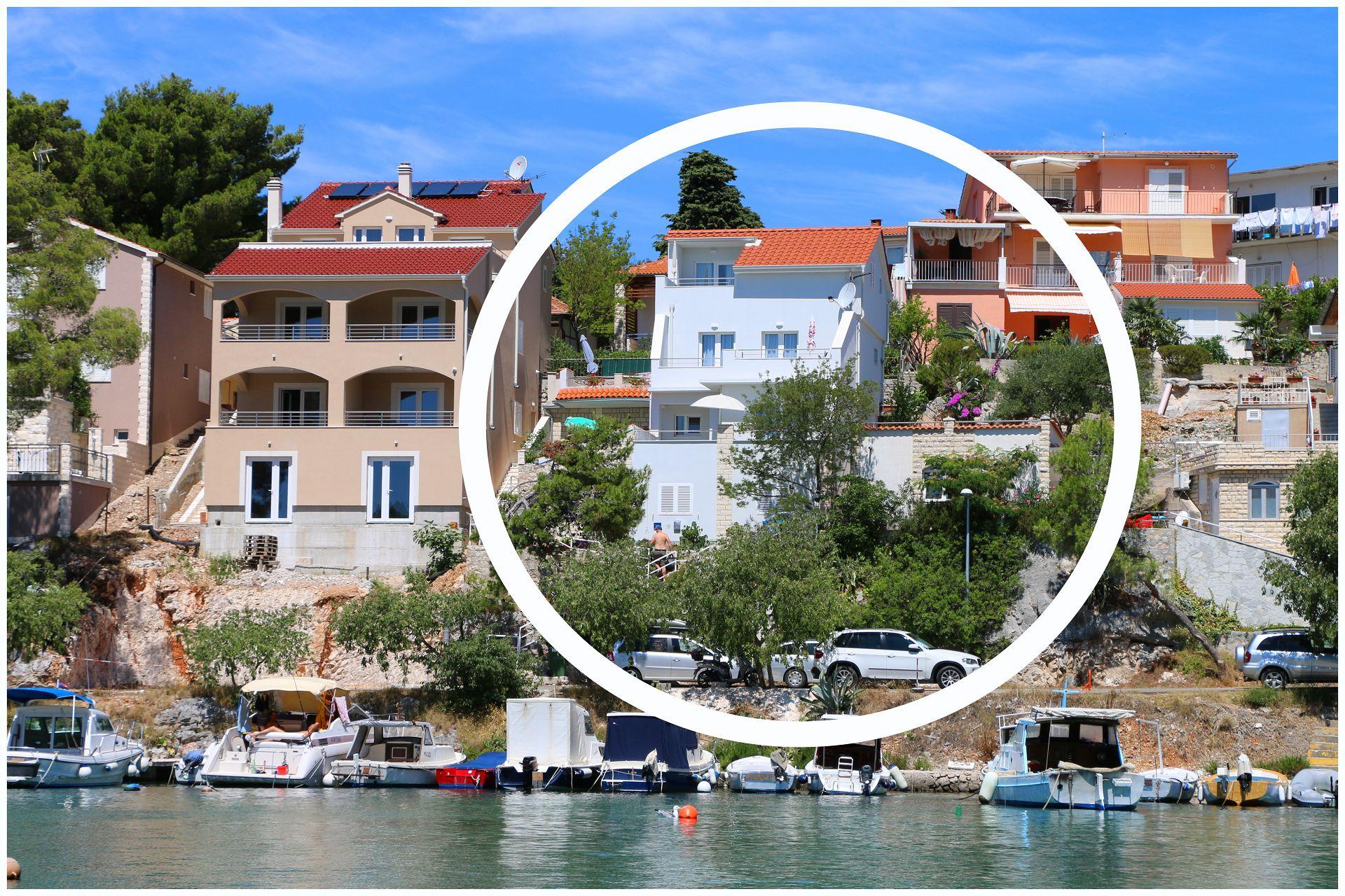 2845  - Primosten - Ferienwohnungen Kroatien