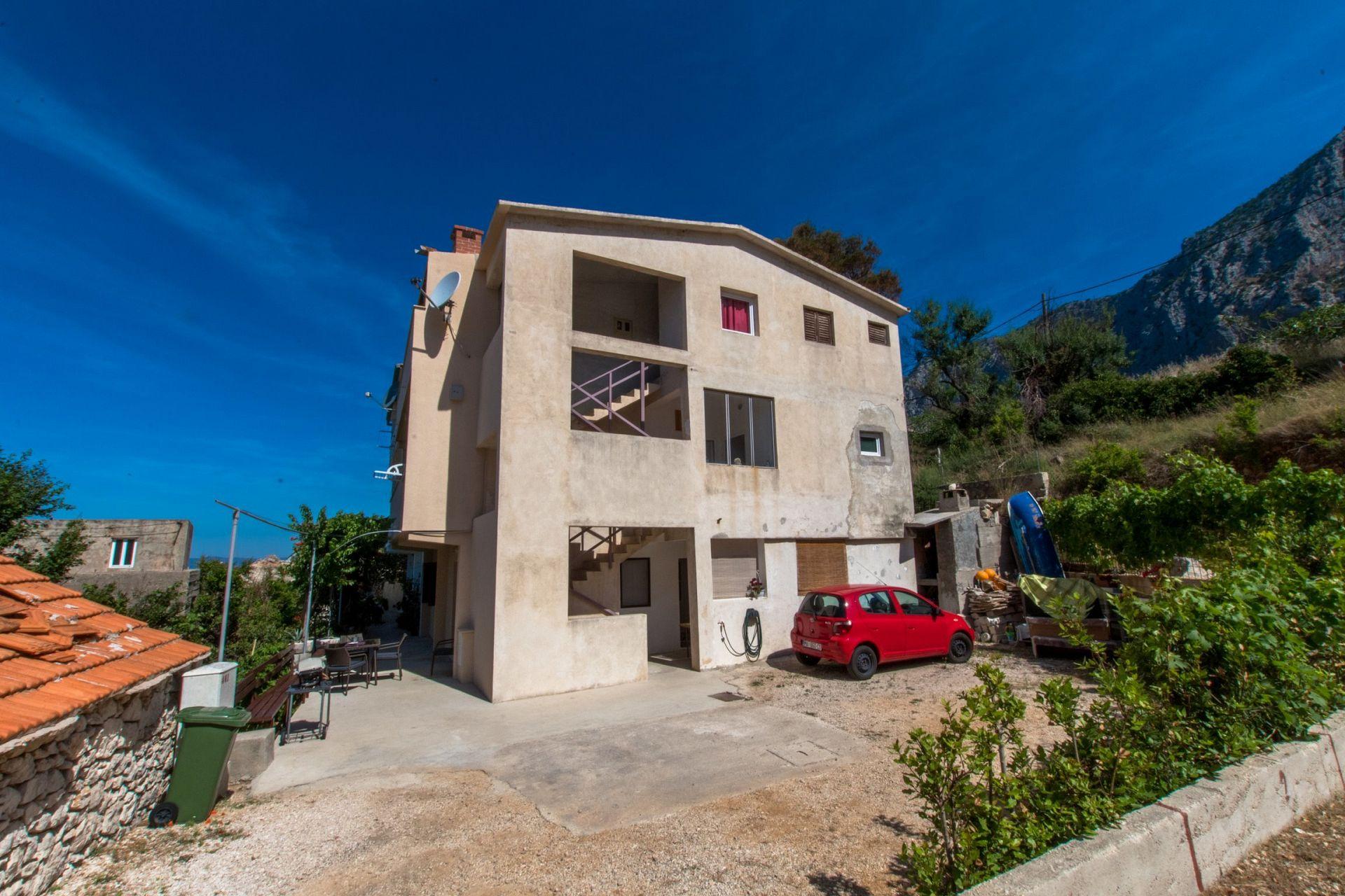 8268 - Drasnice - Ferienwohnungen Kroatien