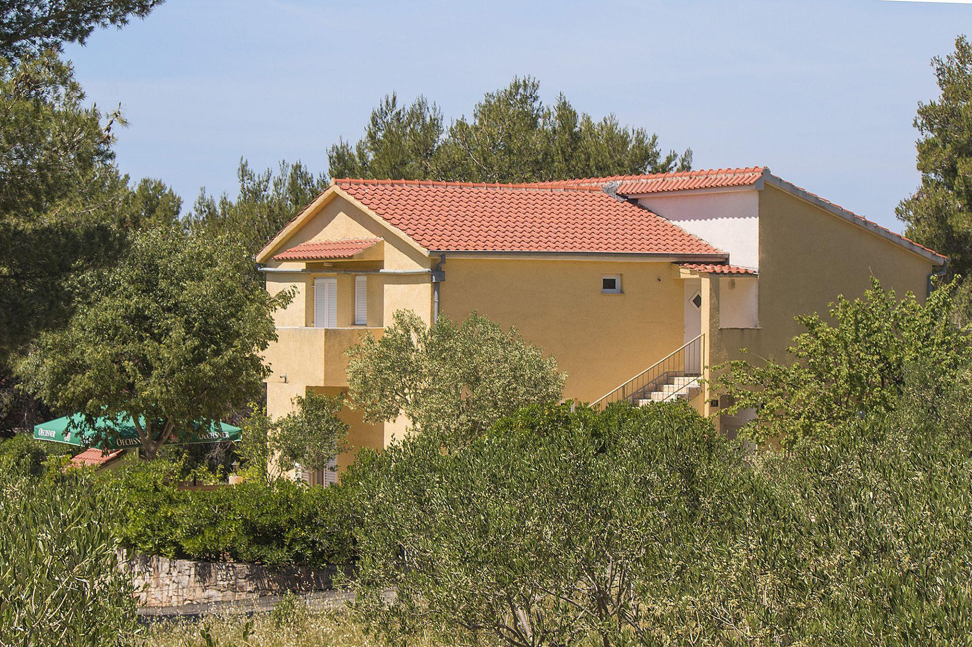 4917  - Baie Osibova (Milna) - Maisons de repos, villas Croatie