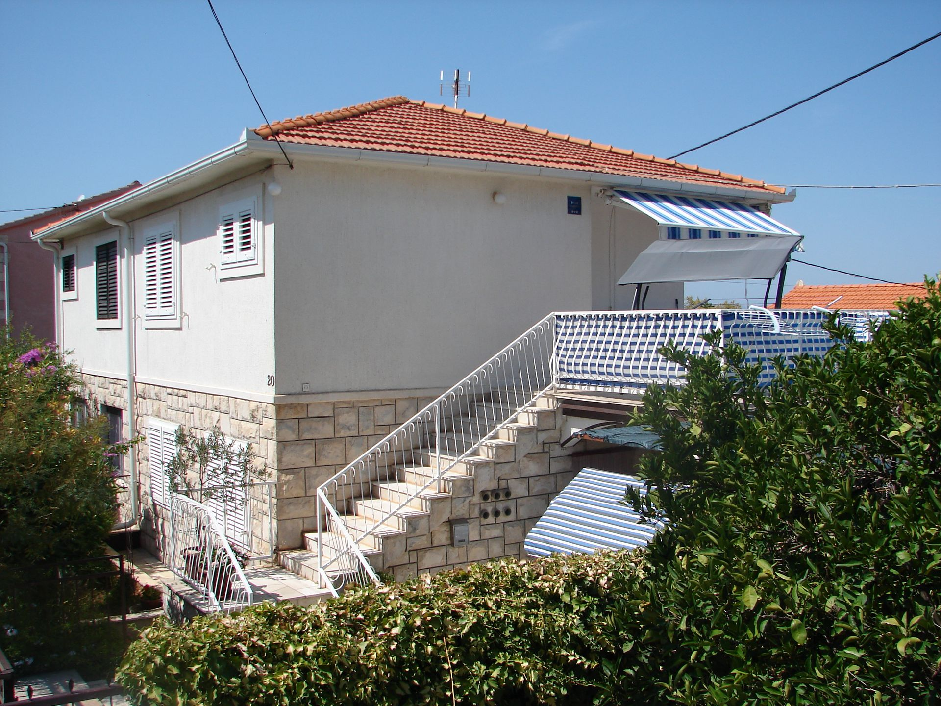 Slavka - Supetar - Apartments Croatia