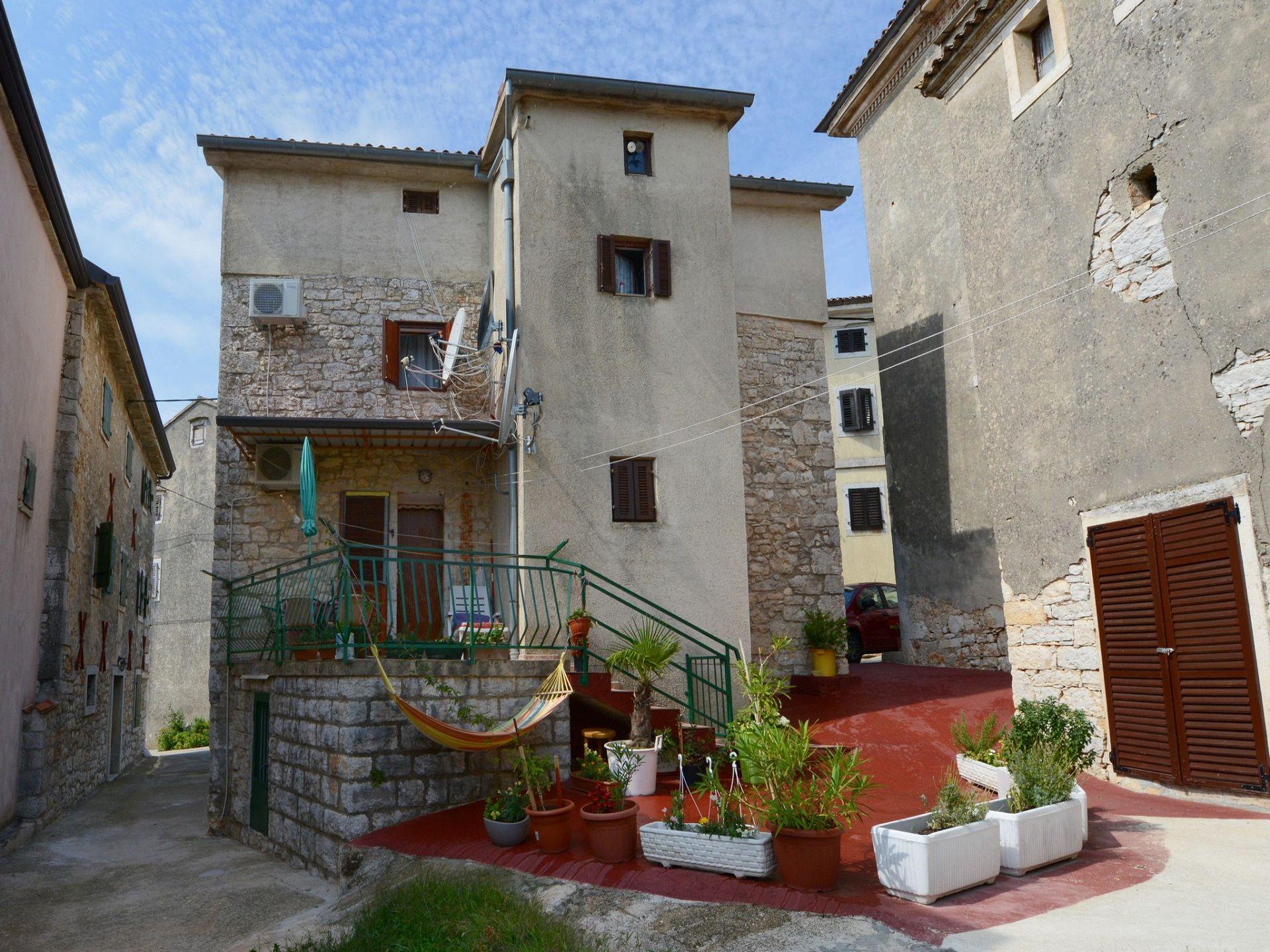 SL - Visnjan - Appartementen Kroatië