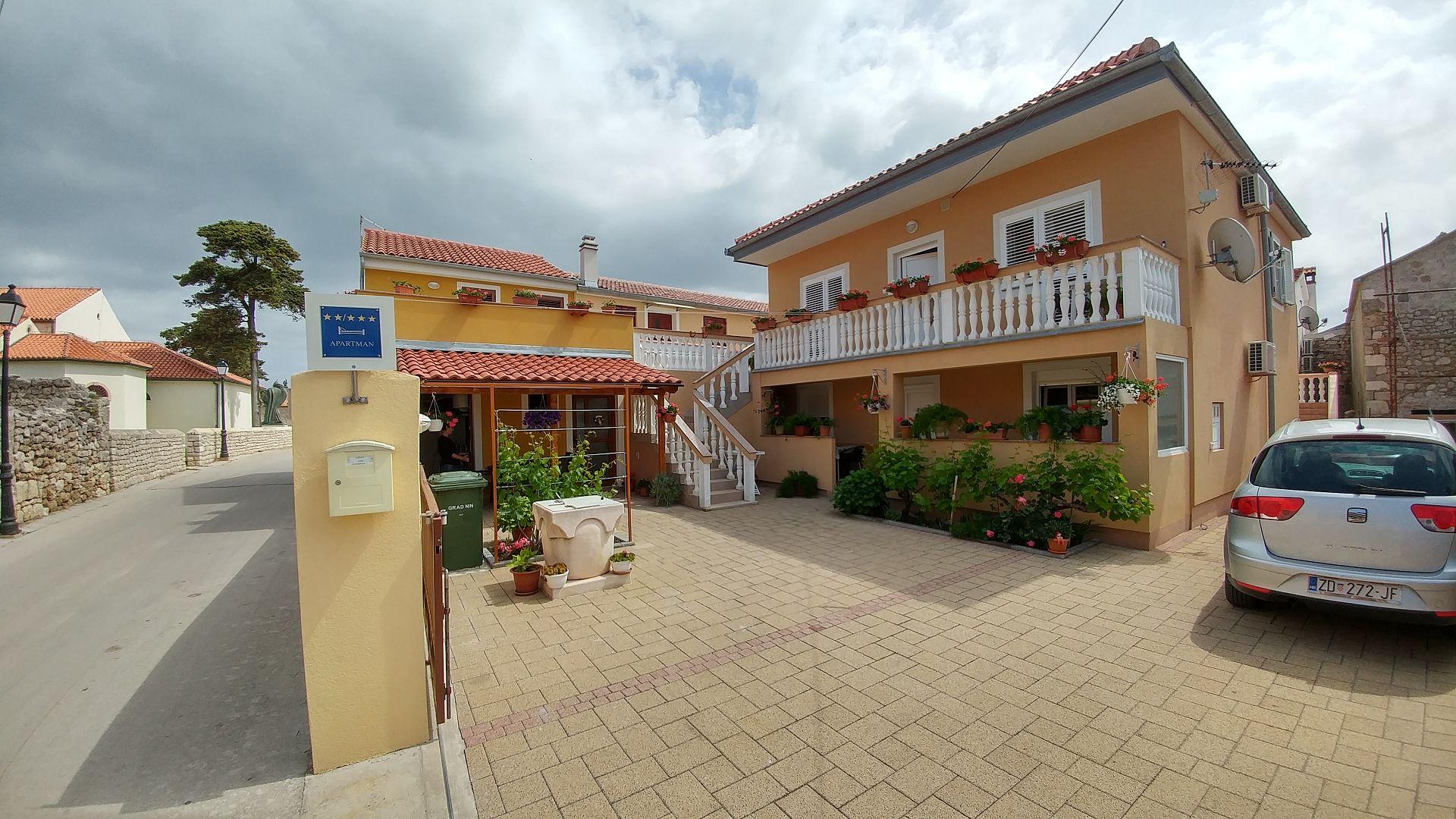 Apartmány, Nin, Nin a okolie - Apartmány  Nadica