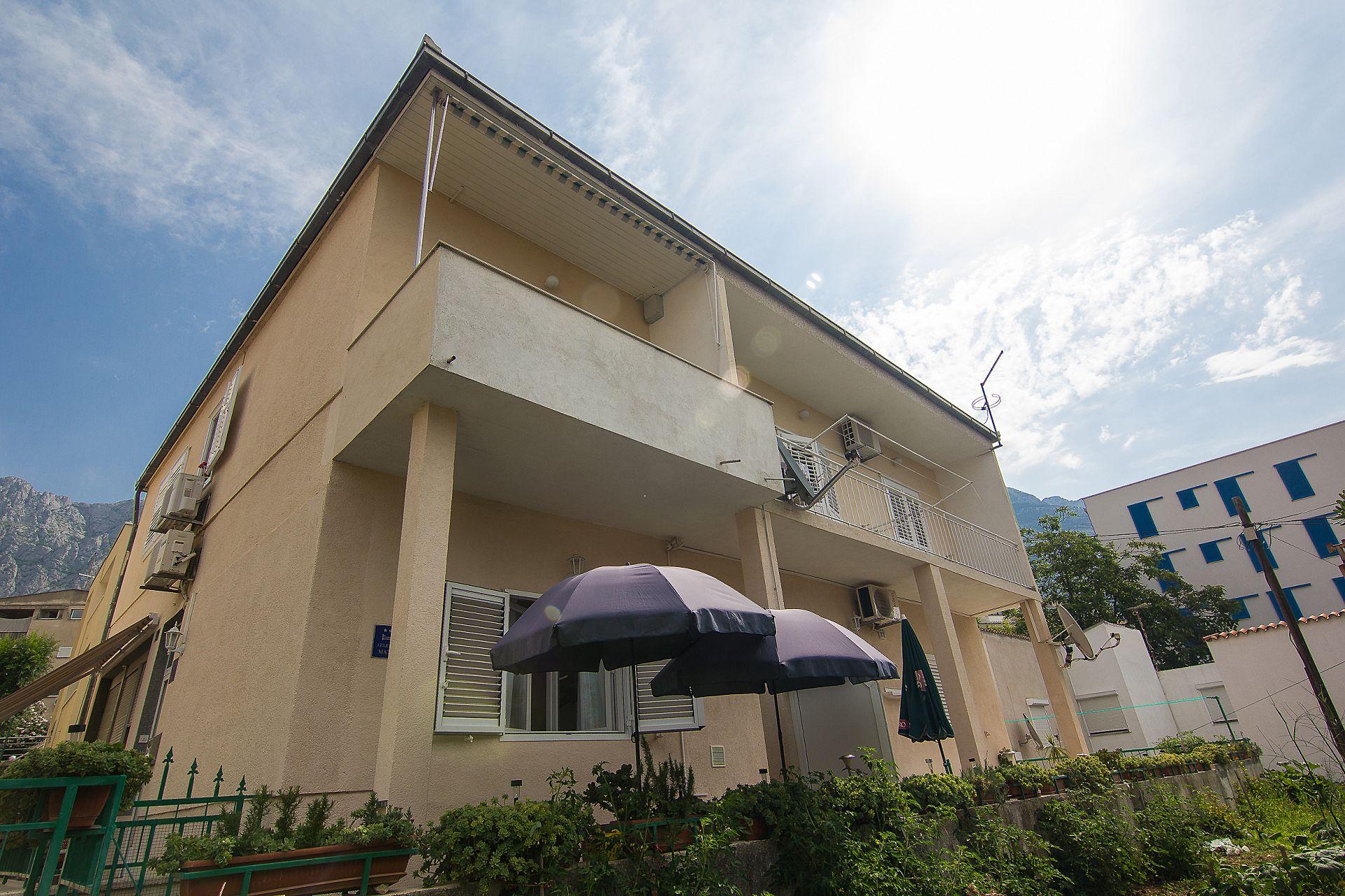Stipe - Makarska - Appartementen Kroatië