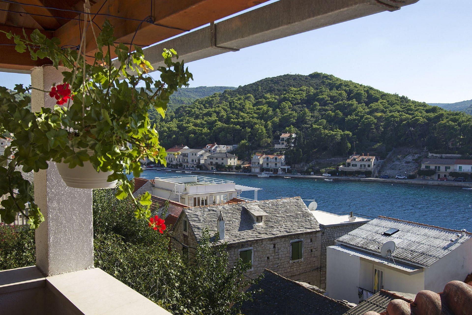 Anka - Povlja - Vakantiehuizen, villa´s Kroatië