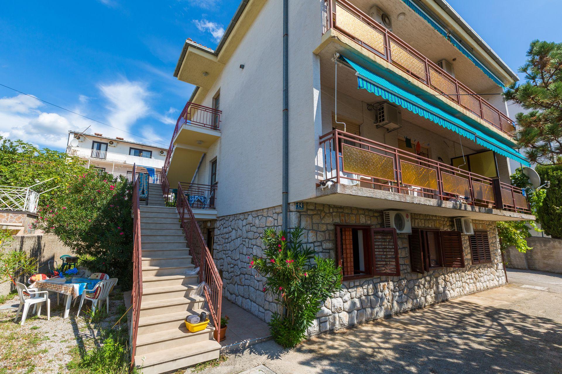 36271 - Crikvenica - Appartementen Kroatië