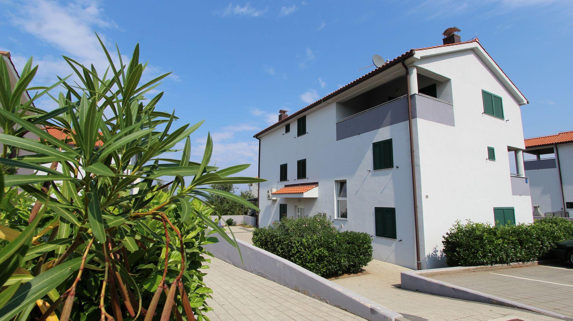 34973  - Malinska - Appartementen Kroatië