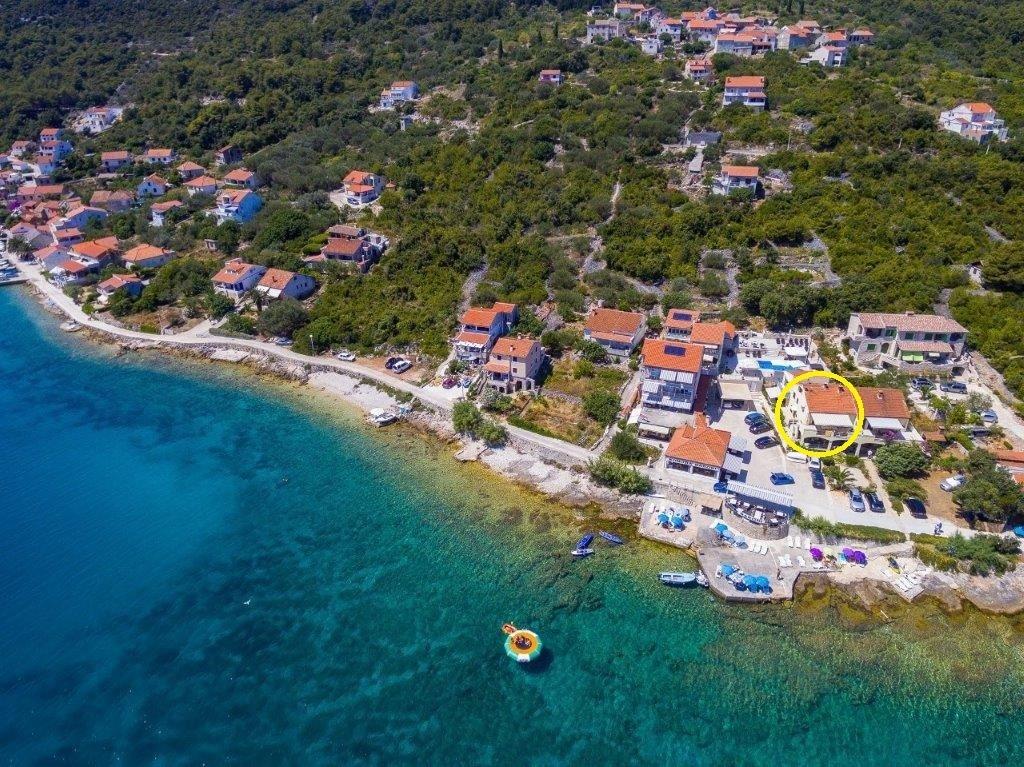 3773 - Mali Iz (Eiland Iz) - Appartementen Kroatië