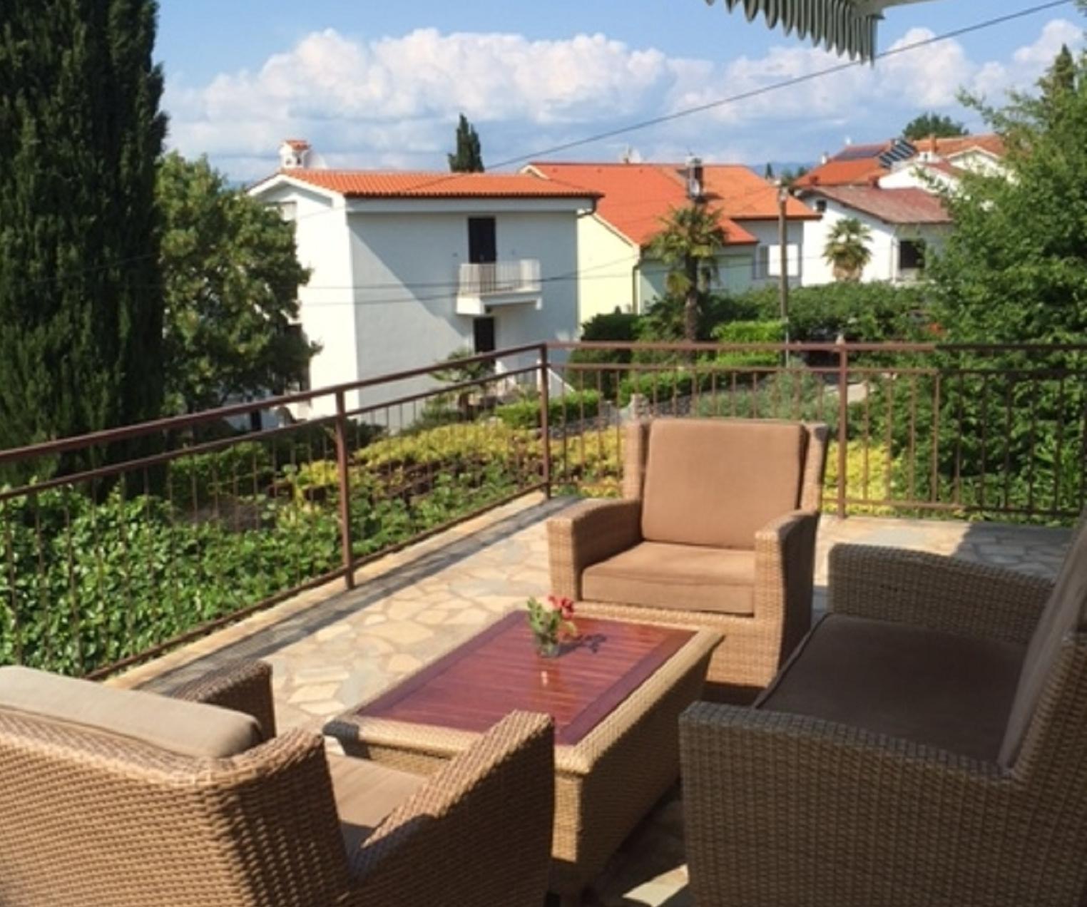 Ivan - Malinska - Appartementen Kroatië