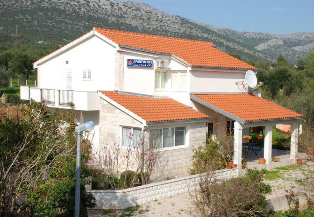 Želja - Orebic - Appartementen Kroatië