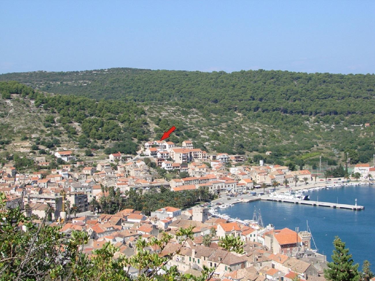 Mato - Vis - Appartementen Kroatië