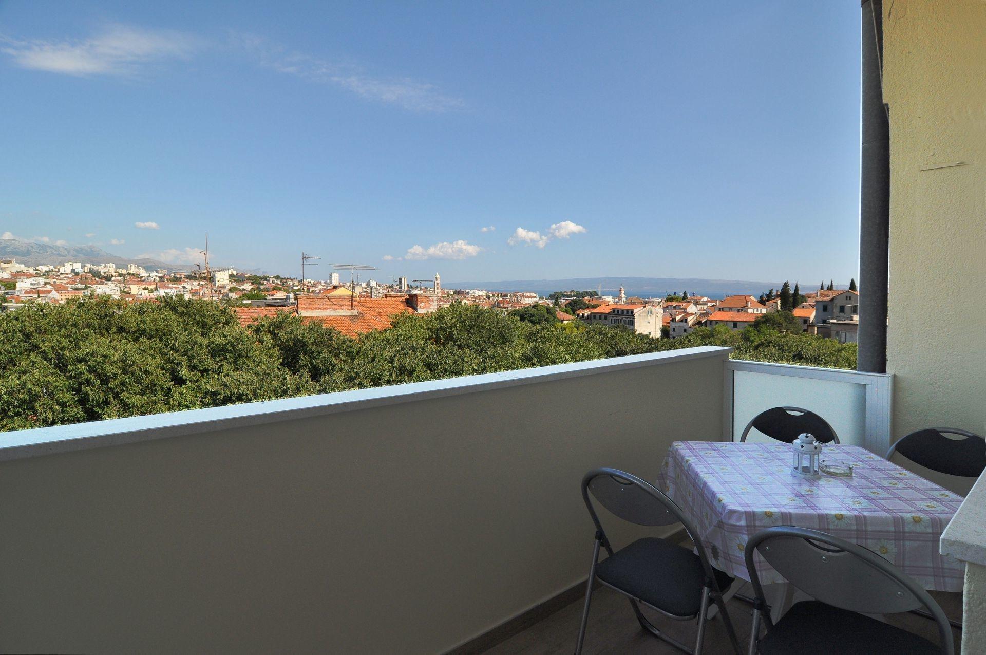 Anja 1 - Split - Appartementen Kroatië