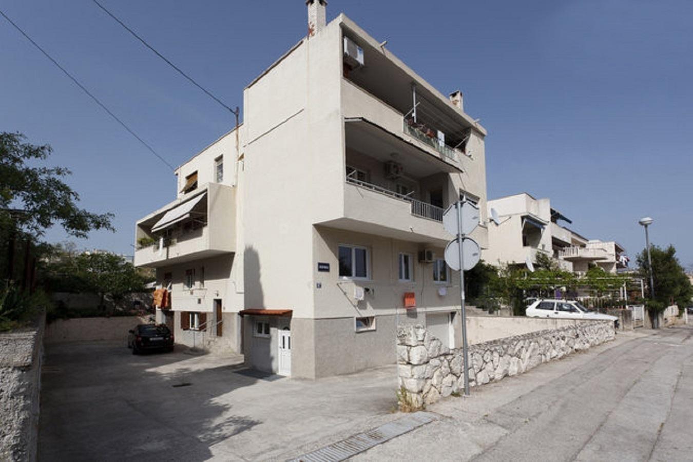 Marina - Split - Appartementen Kroatië