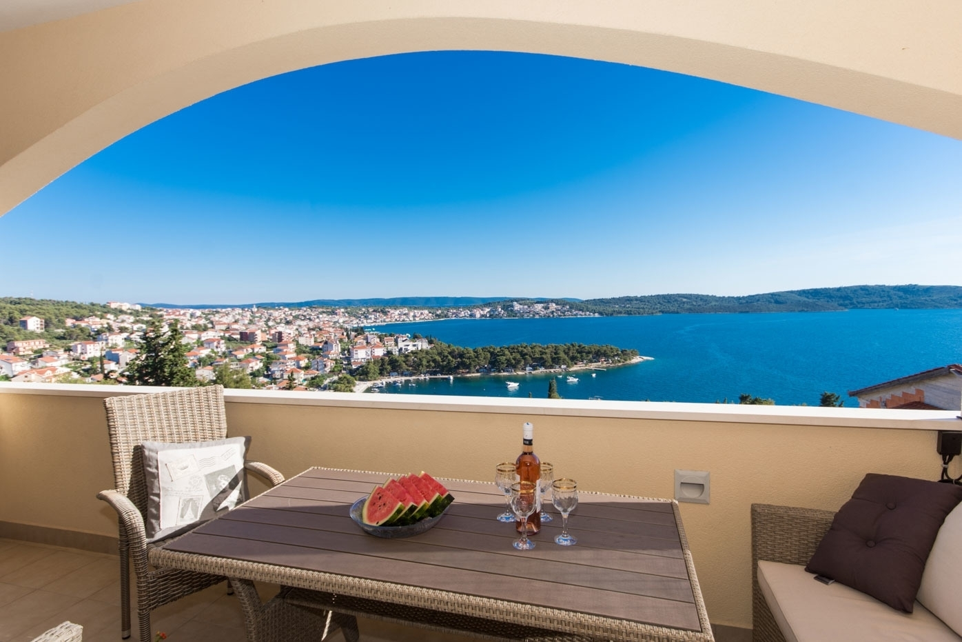Apartments, Trogir, Trogir and surroundings - Apartments  Marijan