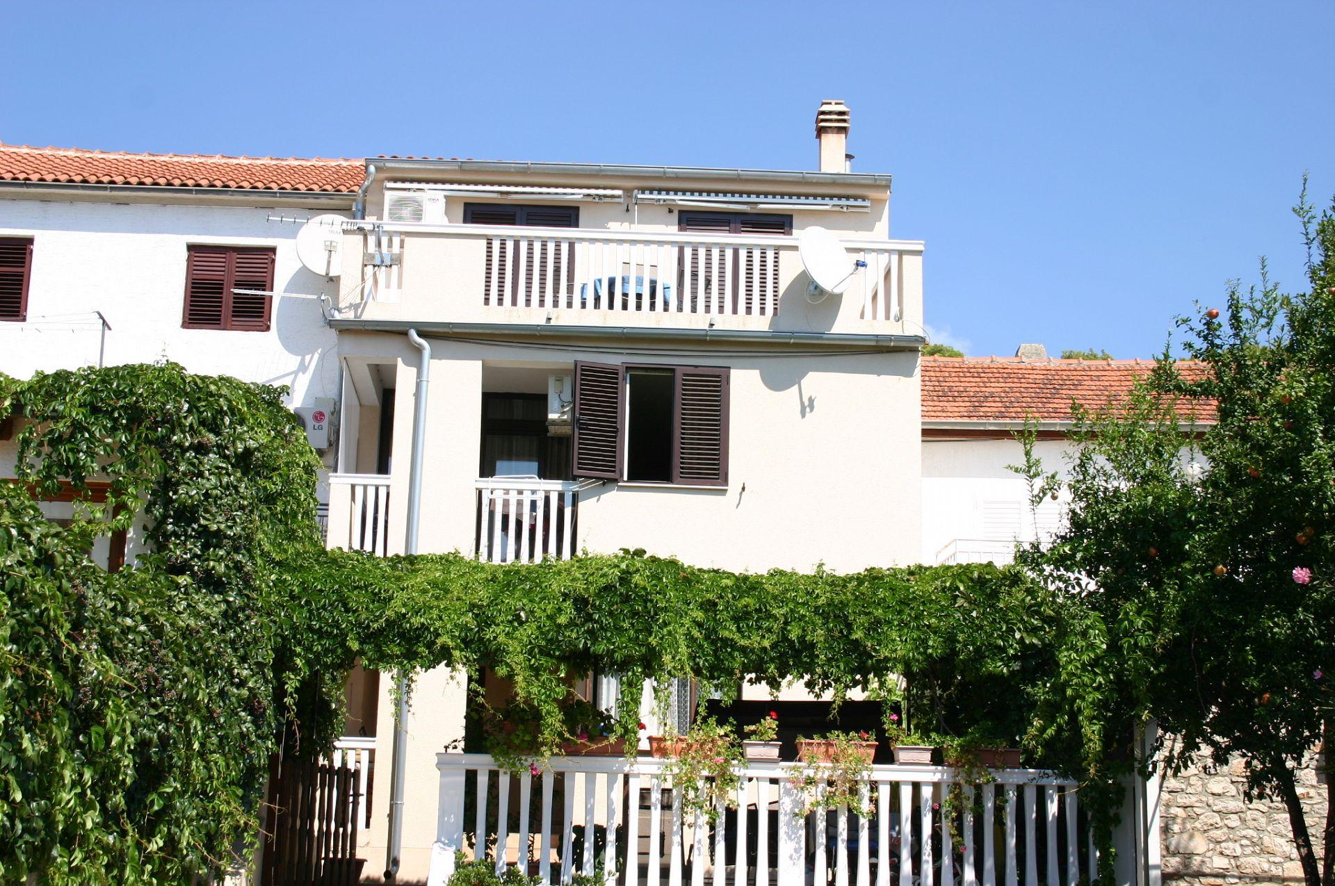 Tome - Tisno - Appartementen Kroatië