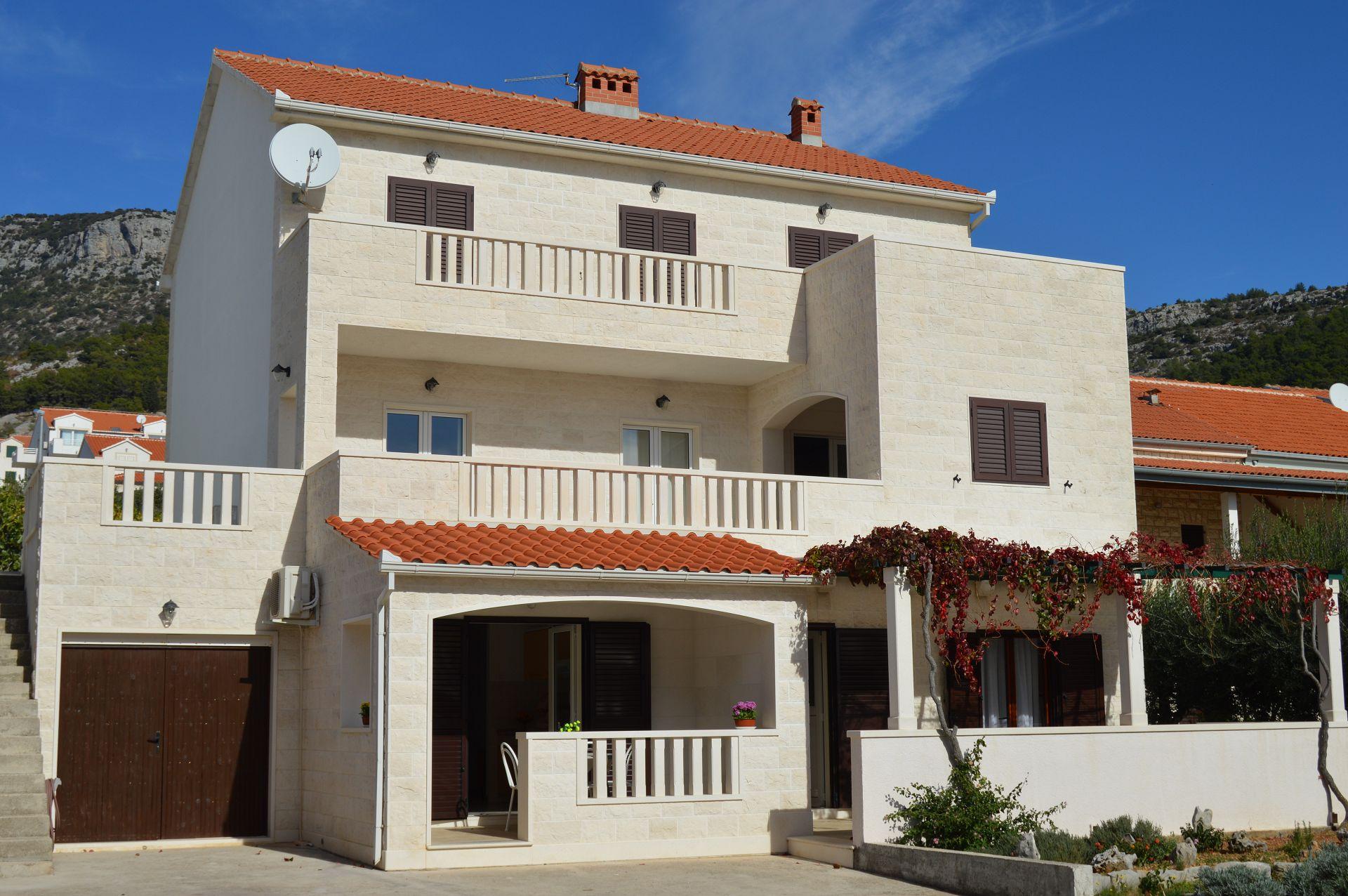FM - Bol - Appartementen Kroatië