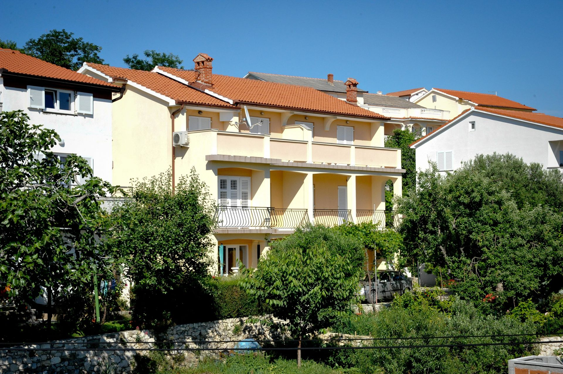 Apartments, Lopar, Island of Rab - Apartments  BP