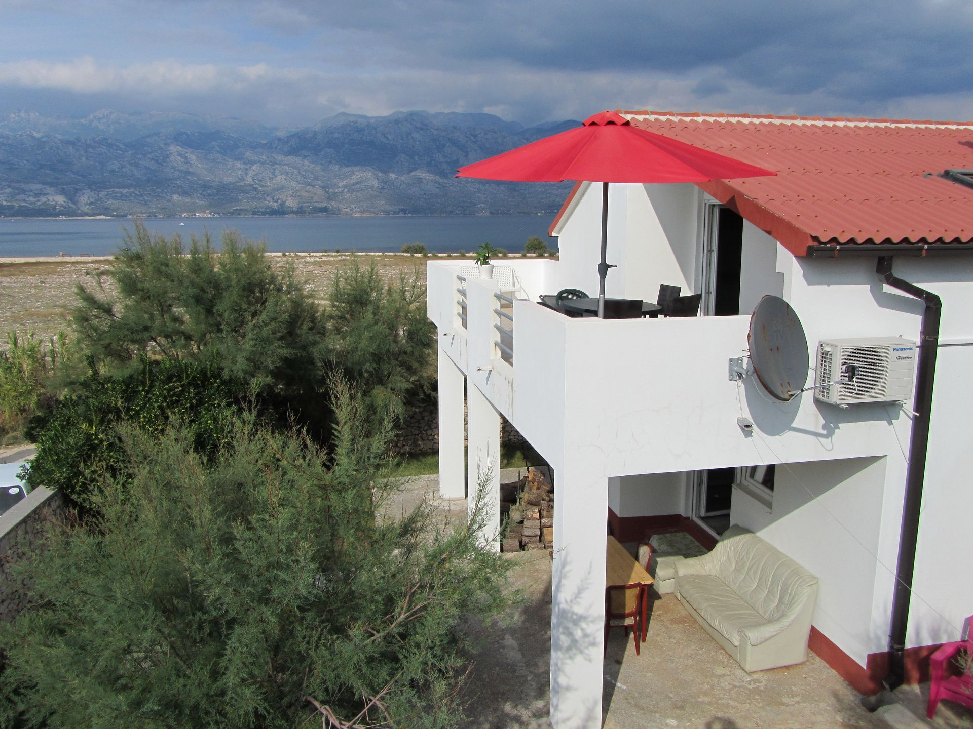 Dali - Razanac - Appartementen Kroatië