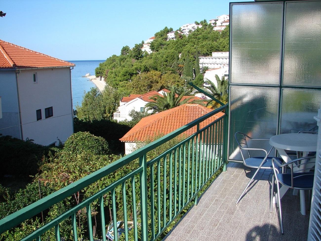 ED - Baska Voda - Appartementen Kroatië