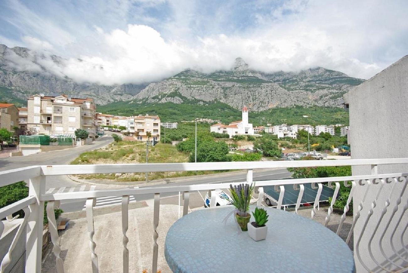 Mila - Makarska - Appartementen Kroatië
