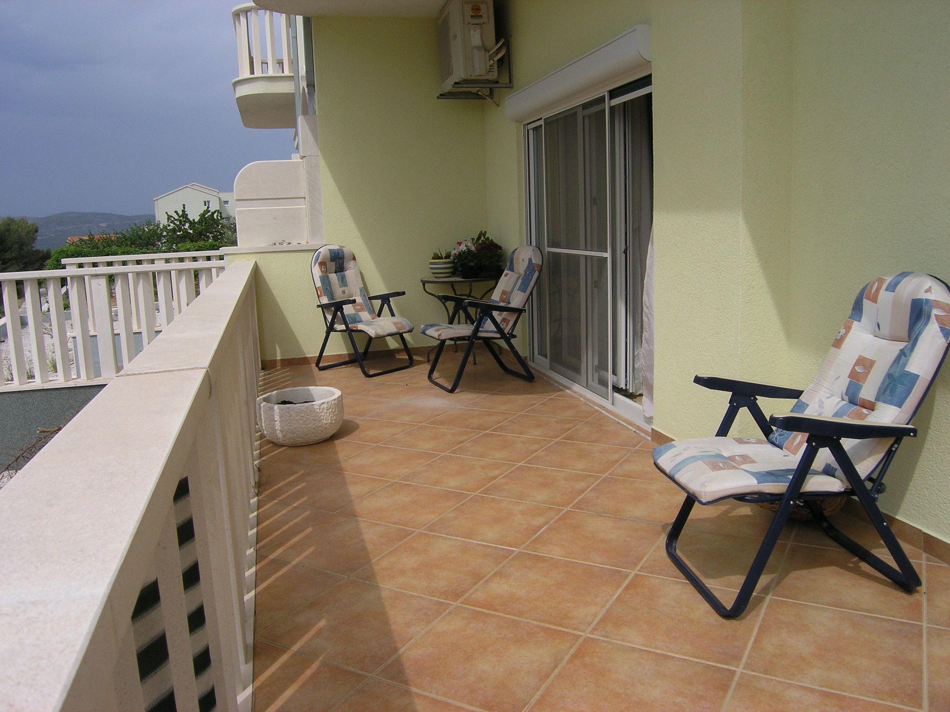 36273 - Seget Donji - Appartementen Kroatië