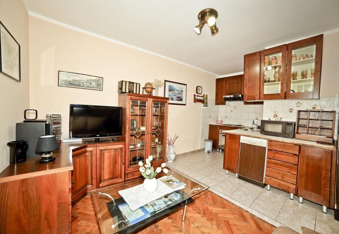 MV - Split - Appartementen Kroatië - A1(2+1): keuken