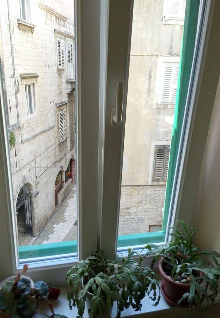 MV - Split - Appartementen Kroatië - A1(2+1): detail