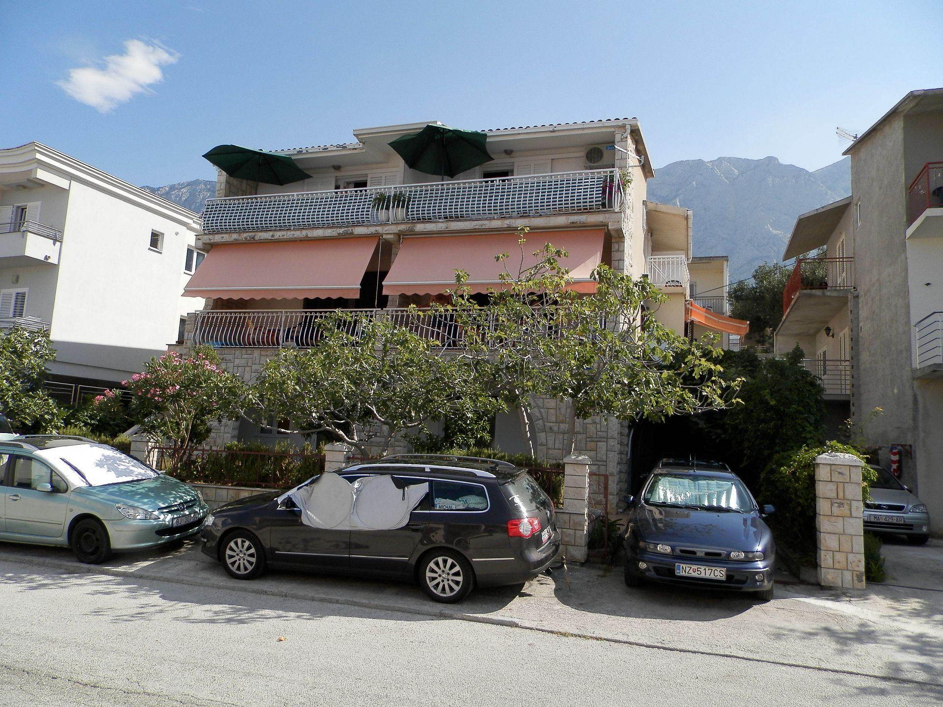 CV - Makarska - Appartementen Kroatië