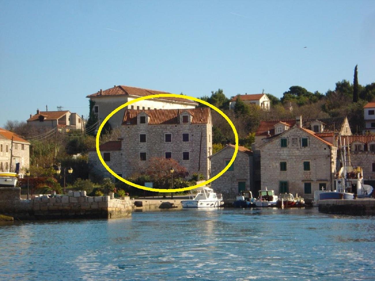 - Šepurine (Ostrov Prvić) - Prázdninové domy, vily