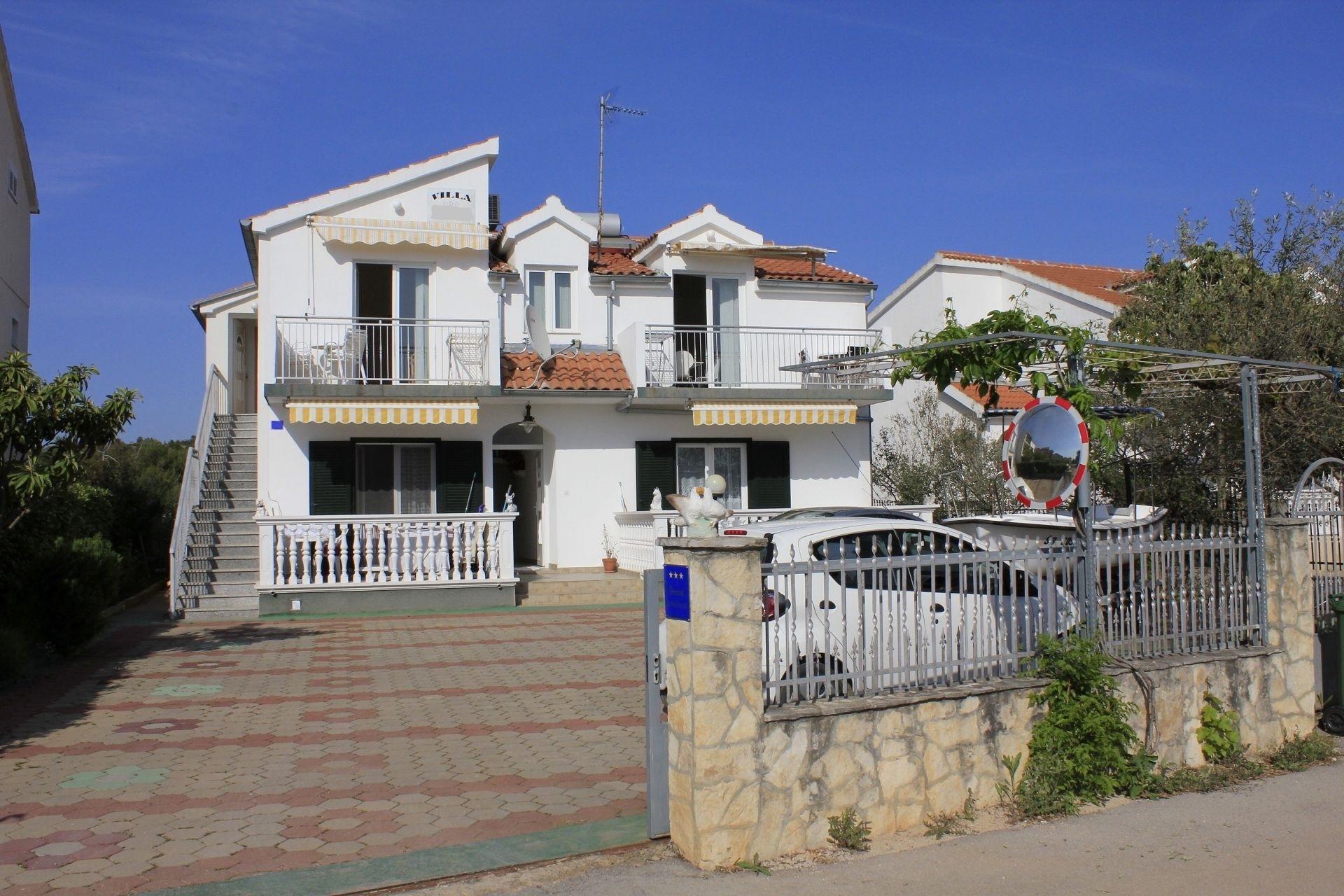 VK - Brodarica - Appartementen Kroatië