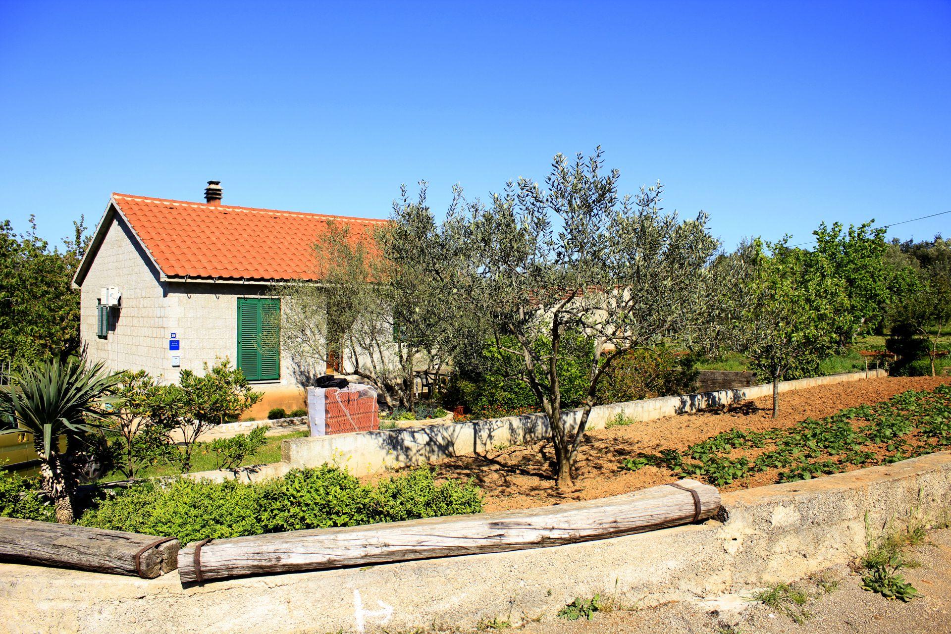 Pavica K - Pasman - Vakantiehuizen, villa´s Kroatië