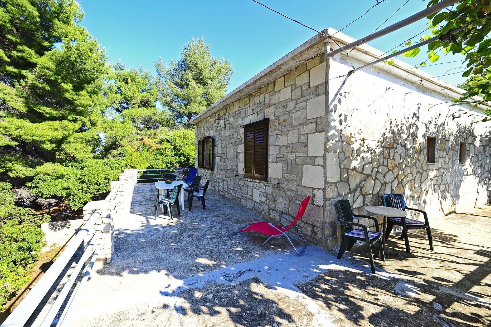 Kuće za odmor, Stomorska, Otok Šolta - Kuće za odmor, vile  Villa Marijeta