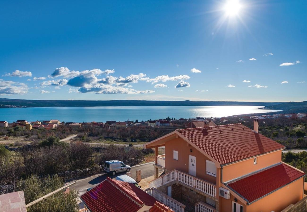 Anita - Maslenica - Appartementen Kroatië