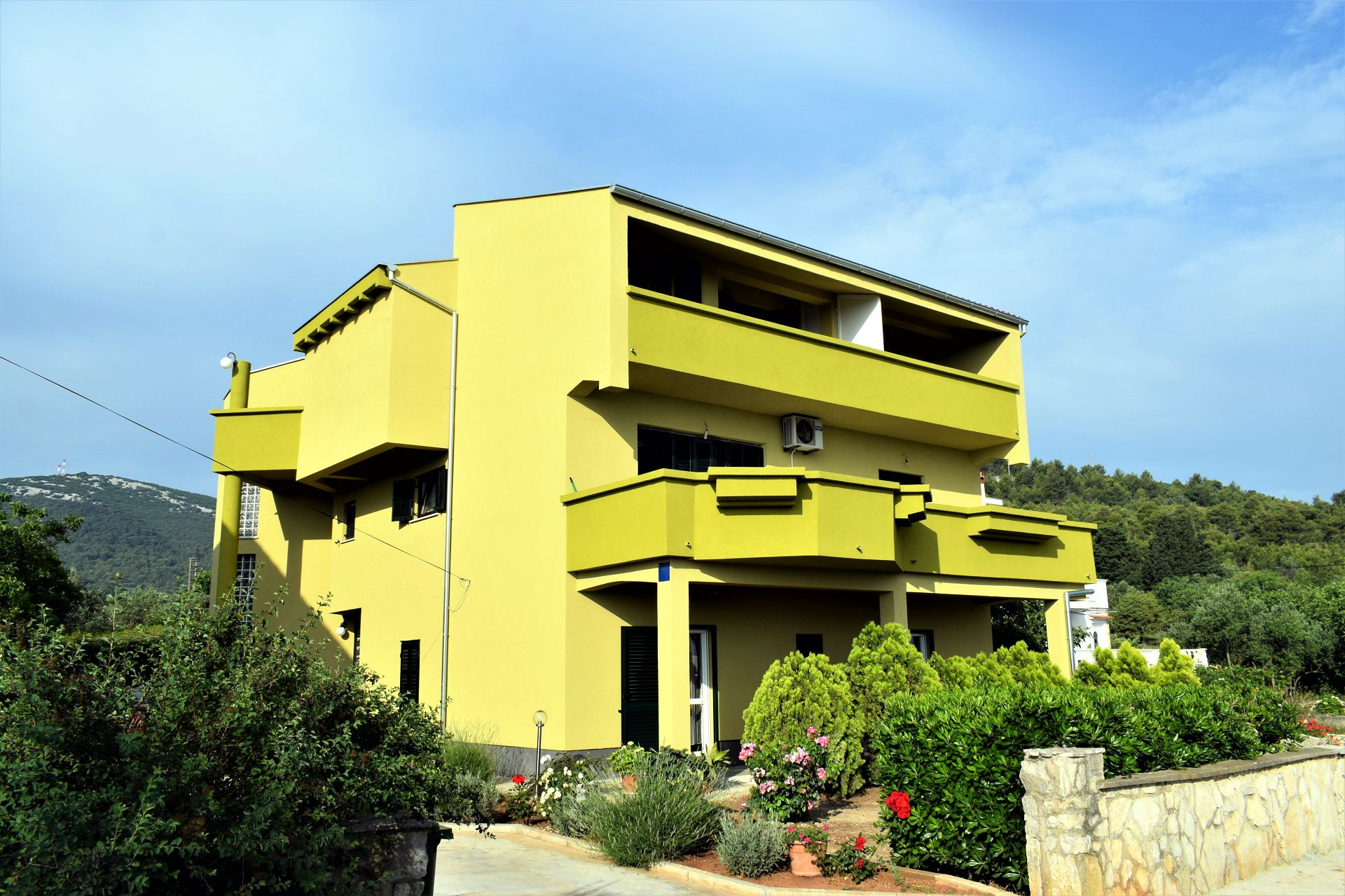 Anastazio - Dobropoljana - Appartementen Kroatië
