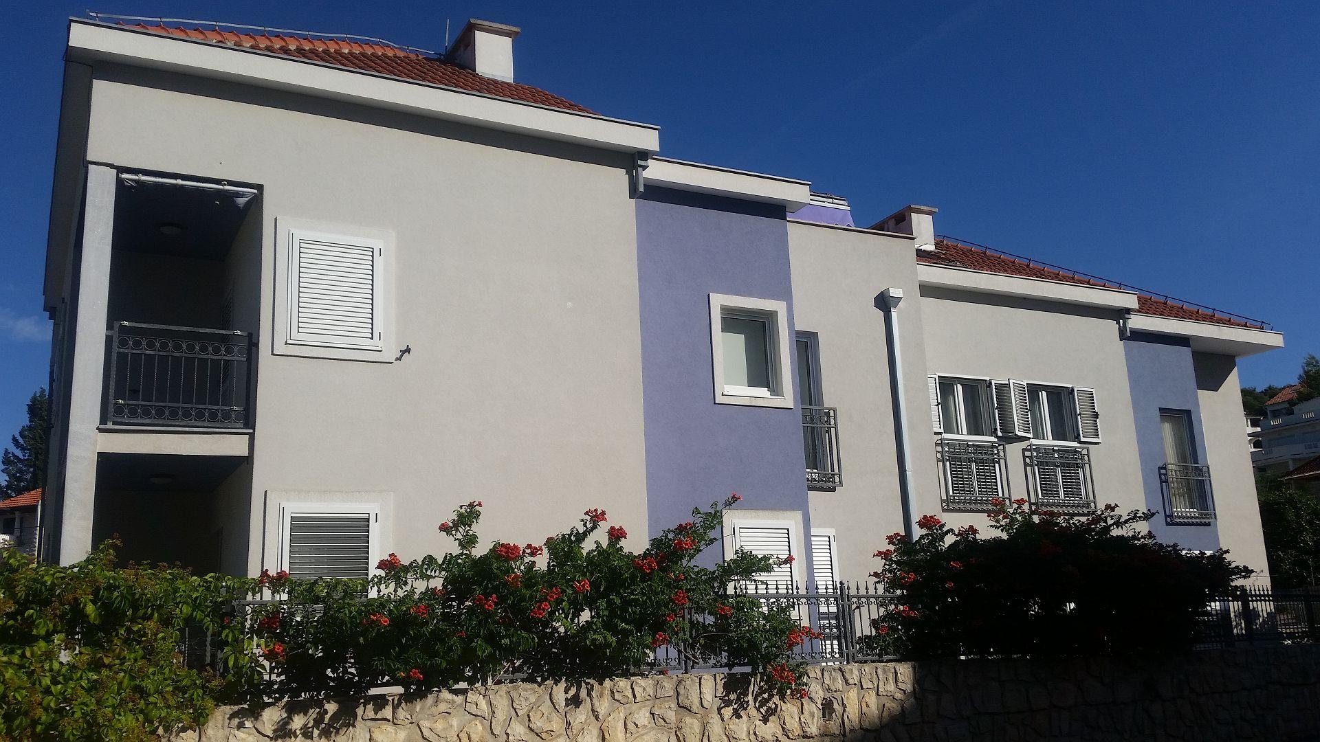 5105 - Sutivan - Appartementen Kroatië
