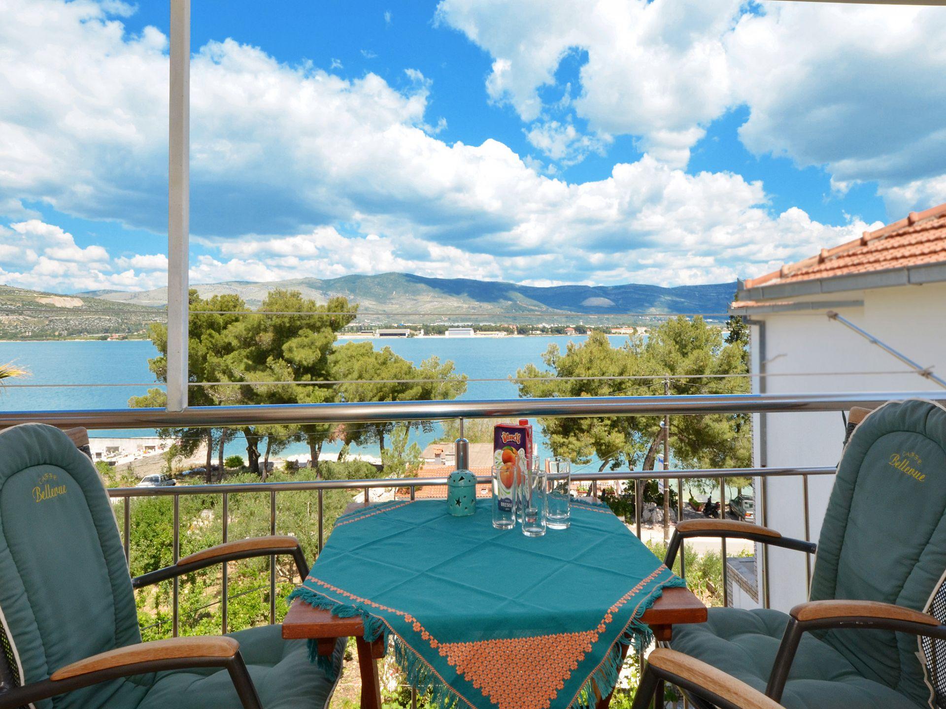 Aurelija - Arbanija - Appartementen Kroatië