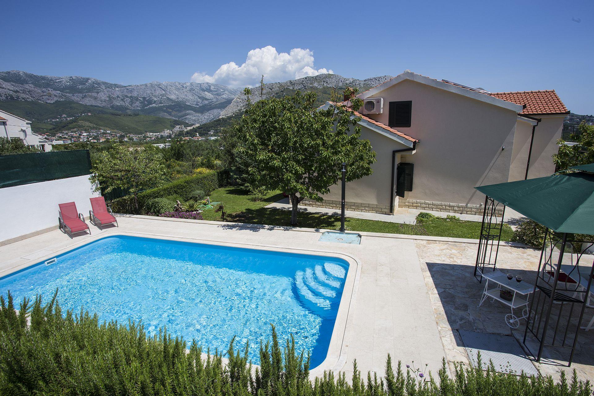 38923 - Split - Vakantiehuizen, villa´s Kroatië