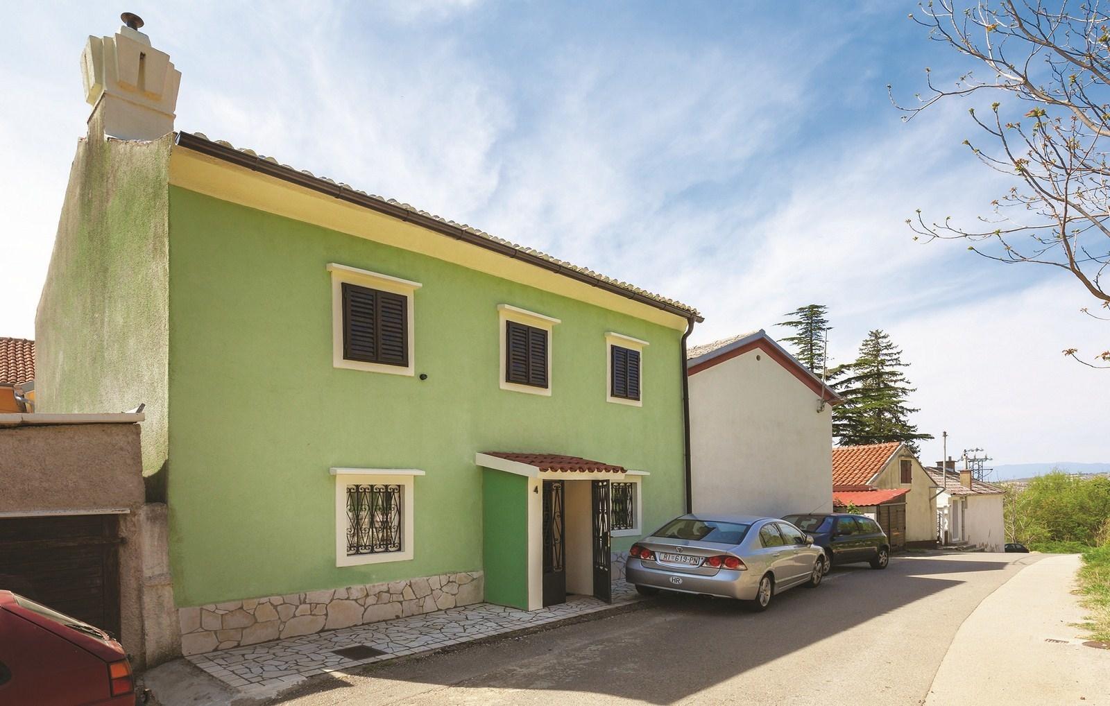 Stone House - Bakarac - Vakantiehuizen, villa´s Kroatië