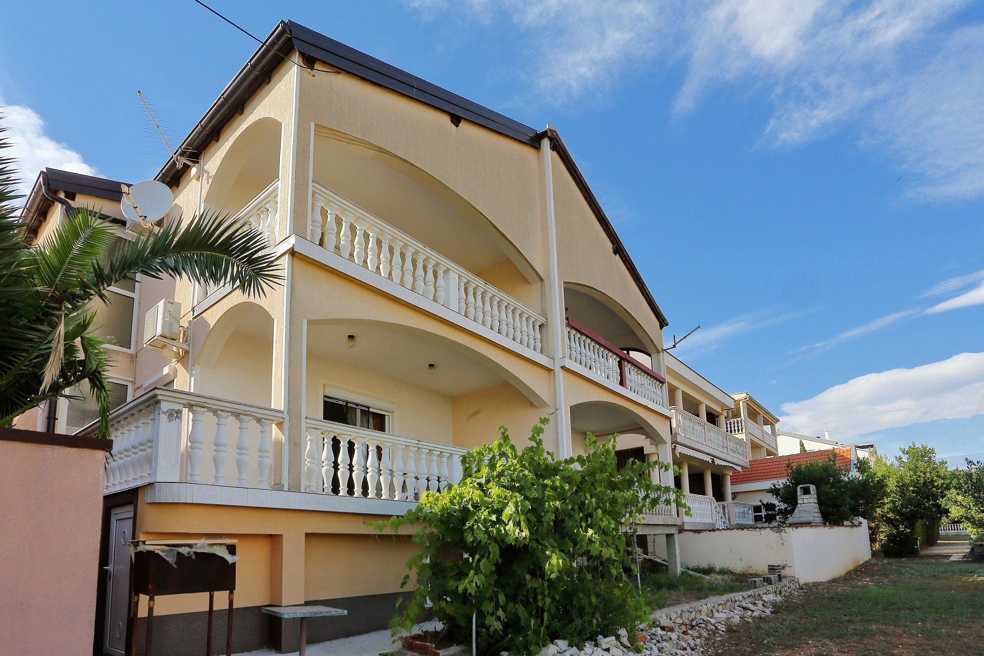 Apartments, Vir, Island of Vir - Apartments  Lucija